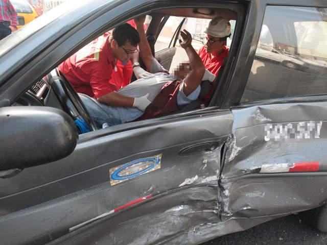 de accidentes y manejo de lesiones: