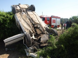 Clasificación de los accidentes de transito