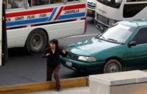 La seguridad vial y los accidentes de tránsito en Perú