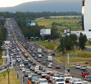 Nueva vialidad en periférico Guadalajara es muy peligrosa