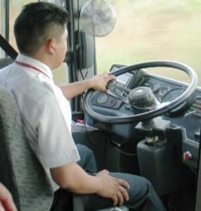 Examen para obtener la licencia de conductor profesional en Chile
