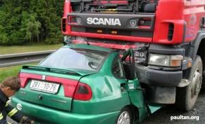 Accidentes de tránsito- tragedias diarias que se pueden evitar