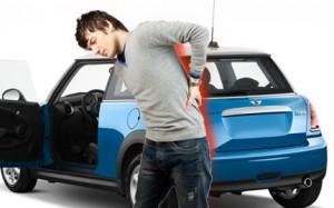 ¿Cómo evitar lesiones de espalda al conducir?